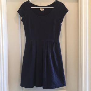 Maison Jules Navy Blue Dress, Size S